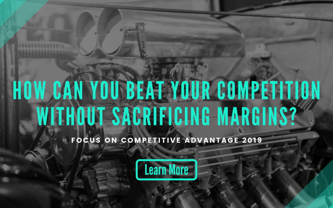 Is Competition Threatening Your Margins?